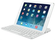 Клавиатура Logitech Ultrathin Keyboard Cover для iPad Air White