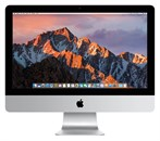 "Моноблок APPLE iMac MMQA2RU/A, 21.5"", Intel Core i5 7360U, 8Гб, 1000Гб, Intel Iris Plus Graphics 640, Mac OS X, серебристый и черный"