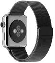 Миланский сетчатый ремешок Apple Watch 42mm с застежкой Space Black