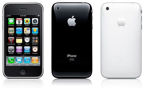 iPhone 3GS - Айфон 3GS