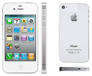 iPhone 4S - Айфон 4S