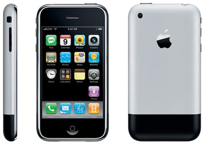 iPhone Original (Первый айФон, iPhone 2G)